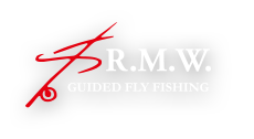 R.M.W. - Guided Fly Fishing - Logo